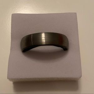 Men's Tungsten Carbide Ring - BRAND NEW - Size 11
